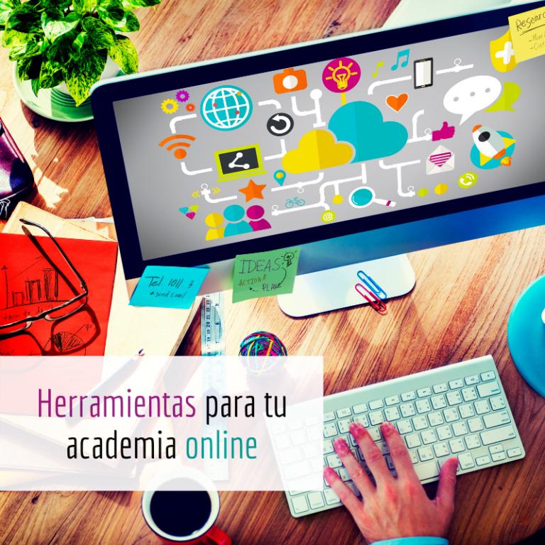 Herramientas para tu academia online