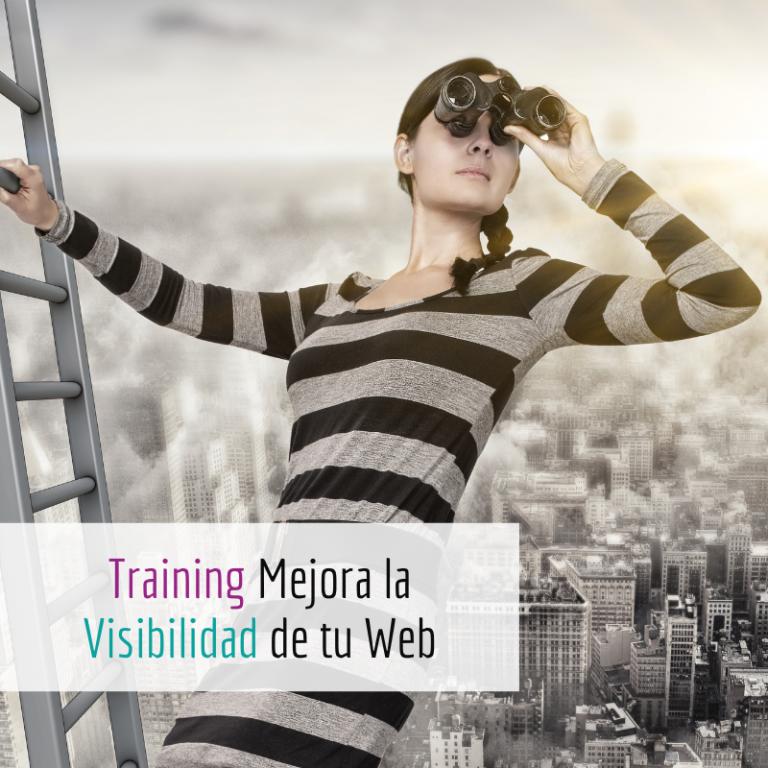 Training Mejora la Visibilidad de tu Web